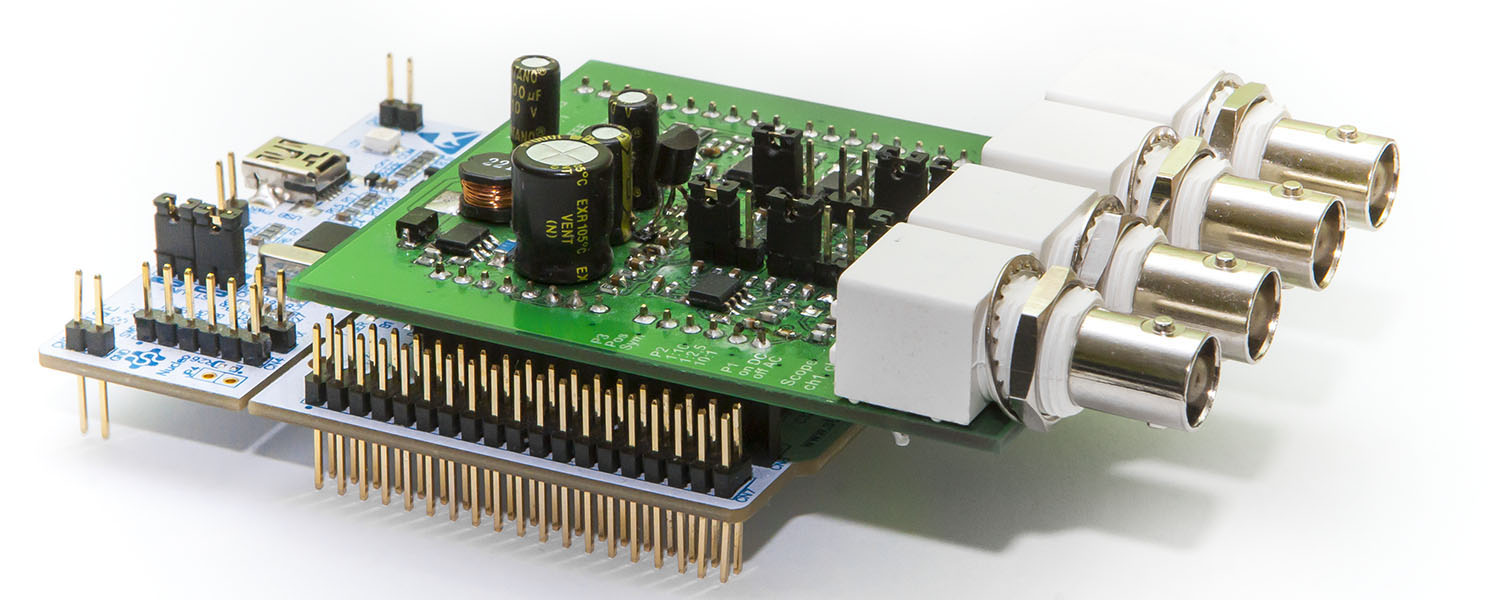 LEO expansion board